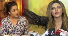 Tanushree Dutta files for defamation against Rakhi Sawant for calling her 'doped'