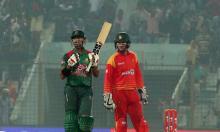 Soumya, Imrul's tons secure Tigers' 3-0 clean sweep
