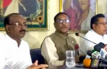 AL agrees to sit with Oikyafront: Quader