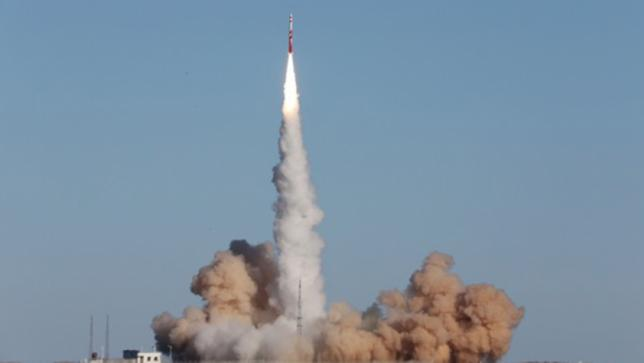 Chinese privately developed rocket fails to reach orbit