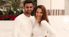 Shoaib Malik and Sania Mirza blessed with baby boy