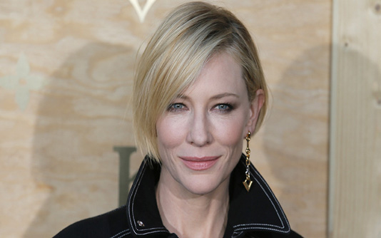 Oscar winner Cate Blanchett to star in TV series