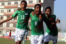 Bangladesh enter final of SAFF U-15 championship