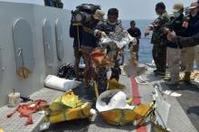 'Black box' recovered from crashed Indonesia aircraft