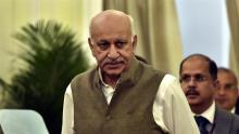 Now rape allegation brought against MJ Akbar