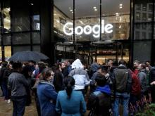 Google workers protest office harassment, inequality