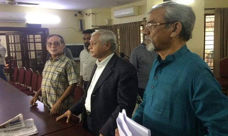Jatiya Oikya Front sends letter to PM seeking dialogue again