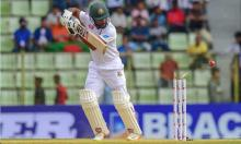 Bangladesh dismiss first innings at 143 in first Test