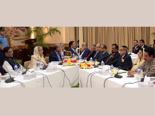 PM expresses optimism about meaningful polls