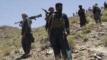 Taliban attack Afghan government post near Iran border, killing 20 troops