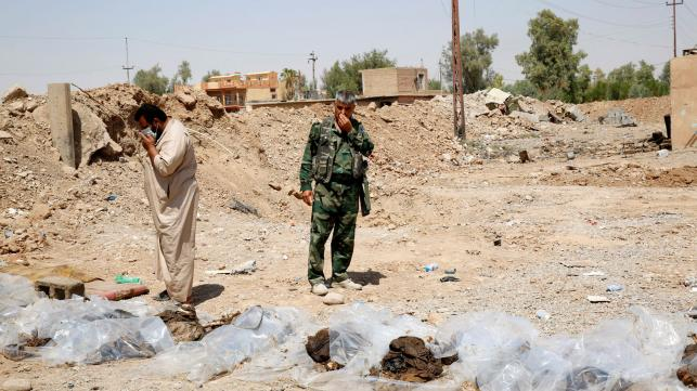 Over 200 mass graves found in Iraq: UN