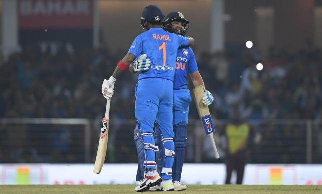 Rohit's century helps India clinch T20 series