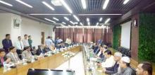 Ershad-led UNA demands election schedule Thursday