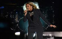 Pop singer Beyonce lends star power to Texas Democrat O'Rourke