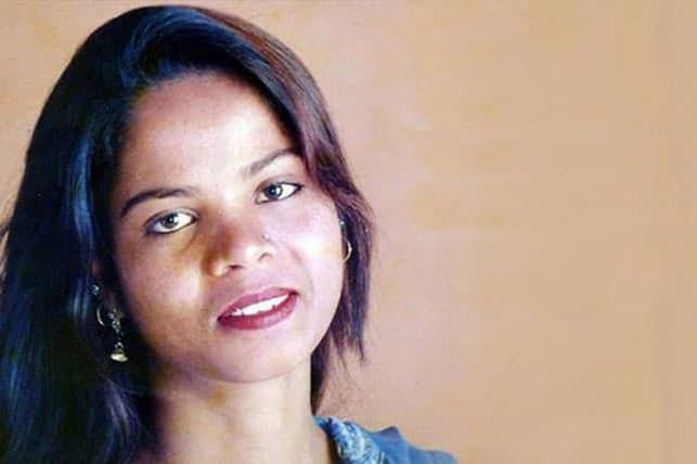 Pakistan's Asia Bibi freed from jail
