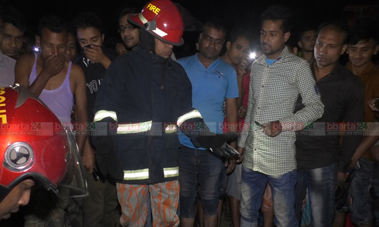 7 of a family burnt to death in Joypurhat