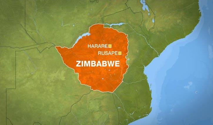 47 killed after two buses collide in Zimbabwe