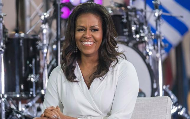 Michelle Obama blasts Trump in new book