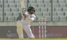 2nd Test: Bangladesh loses 3 wickets