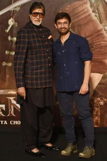 Aamir says 'Thugs Of Hindostan' journey special
