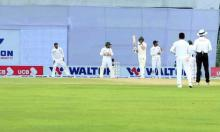 Zimbabwe reach 100 for 3 at lunch on day 3 in 2nd Test
