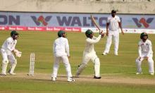 Taijul takes five to put Tigers on top on day 3 in 2nd Test