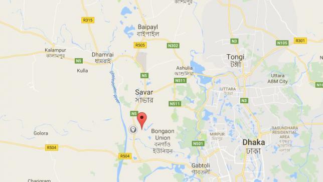 Van-puller killed in road crash