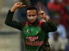 Shakib returns as BCB announces squad for 1st Test against WI