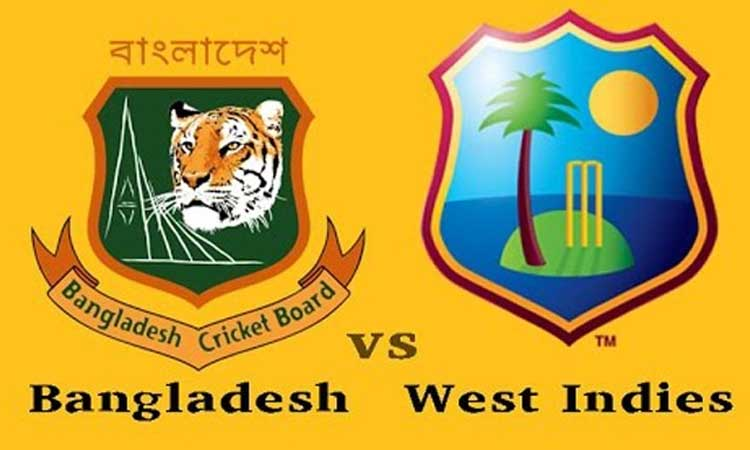 WI score 303/6 on day 1 in warm-up match