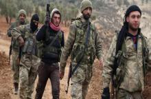 Turkish-backed rebel factions kill 25 in Syria