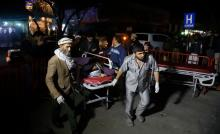 Kabul suicide bombing kills over 50