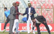 Bangladesh win toss, bat against West Indies in first Test