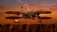 NASA spacecraft days away from risky Mars landing