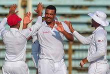WI paceman Gabriel to miss 2nd Test against Bangladesh