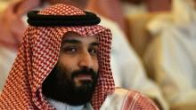 Saudi prince lands in UAE on 1st foreign tour since Khashoggi murder