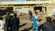 Bomb hidden in vegetables kills at least 31 in Pakistan market