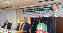 No compromise over freedom of judiciary: Anisul