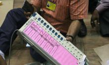 EVMs to be used in 6 constituencies in polls