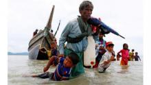 Myanmar seizes another boat carrying 93 Rohingyas