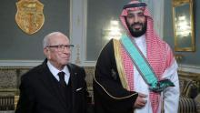 Saudi crown prince faces cold shoulder abroad
