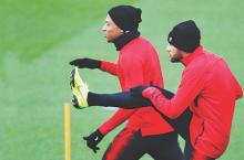Neymar, Mbappe declared fit for Liverpool clash
