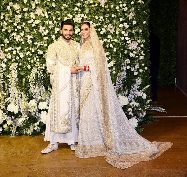 Deepika Ranveer Singh's Mumbai reception