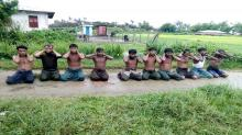 'Rohingyas victims of genocide'