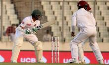 Bangladesh 387/6 at lunch on day 2 in second Test
