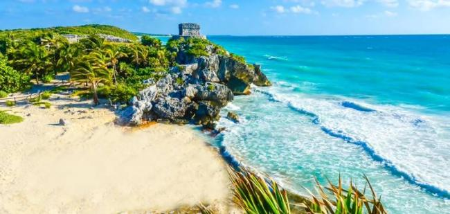 Top 50 beaches around the world