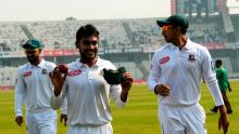 Bangladesh enforce follow-on for the first time