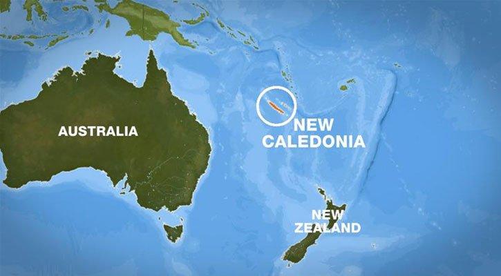 Tsunami warning after 7.5 magnitude earthquake in New Caledonia