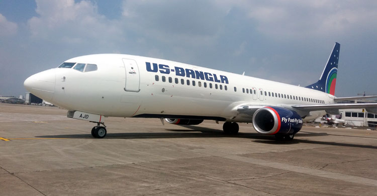Us-Bangla airlines to resume Bangkok flight