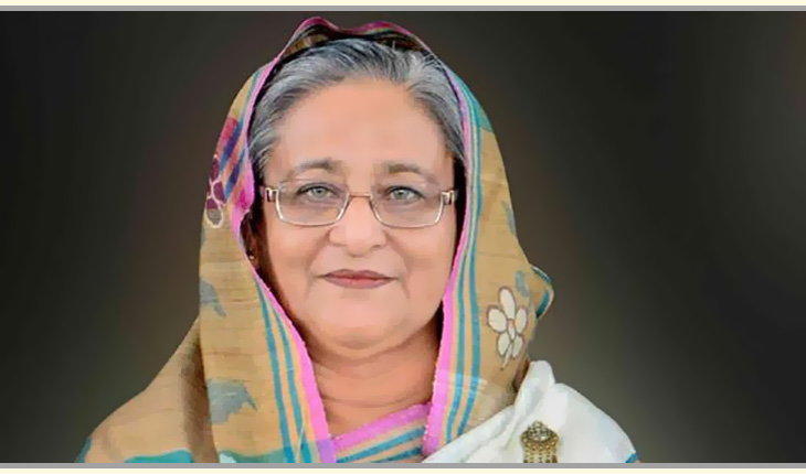 Hasina 26th most powerful women in world