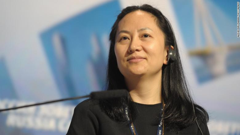 Huawei executive Meng arrested in Canada